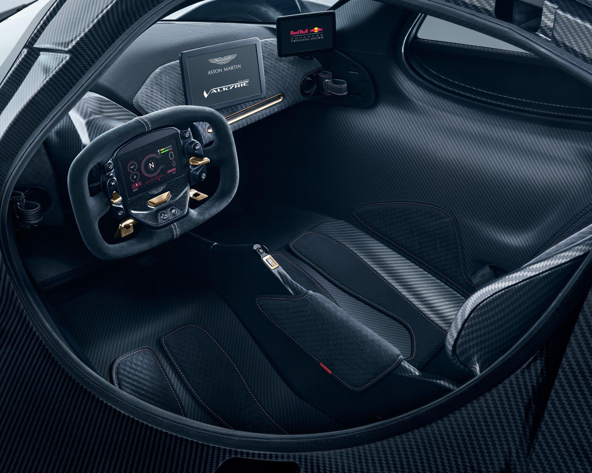 Aston Martin Valkyrie Hypercar Info