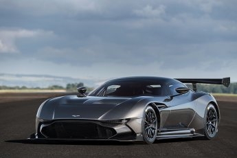Aston Martin Vulcan front side view