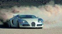 Bugatti Veyron 16.4 drifting