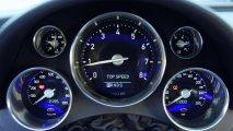 Bugatti Veyron 16.4 cockpit view