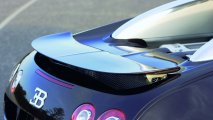 Bugatti Veyron 16.4 rear wing view