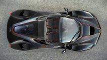 Ferrari LaFerrari Aperta top view