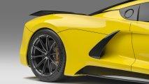 rear right detail Hennessey Venom F5