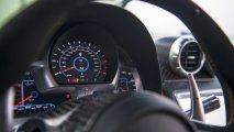 Koenigsegg One:1 dashboard