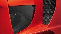 McLaren Senna detail side view