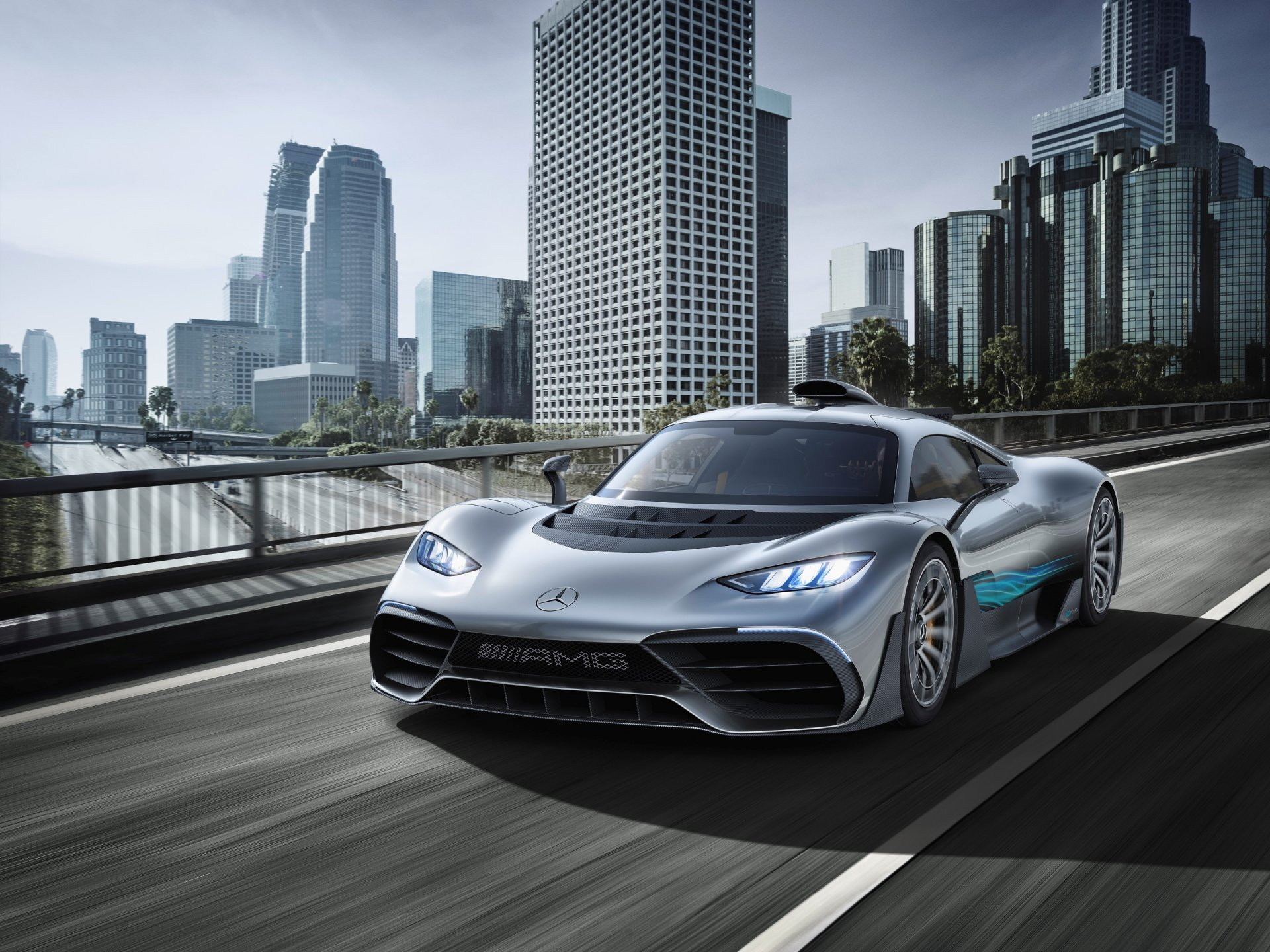 Mercedes Amg Project One Hypercar Info