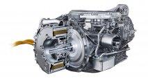 Porsche 918 Spyder hybrid dual clutch transmission