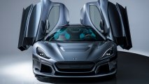 Rimac C_Two front view doors open