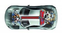 Rimac Concept One electric powertrain