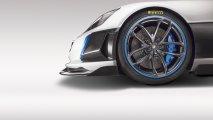 Rimac Concept S front wheel